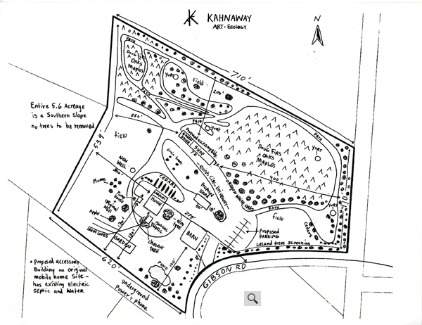 Map of Property
